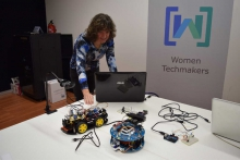 Women Techmakers Reus 2016