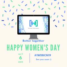 Women Techmakers Barcelona organitza el International Women's Day