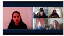 Charla Mujeres, ciencia y tecnología