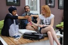 Periodisme digital amb joves