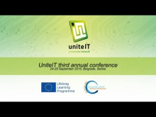 Embedded thumbnail for Unite-IT, la comunitat per la inclusió digital a Europa
