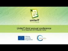 Embedded thumbnail for Unite-IT, la comunitat per la inclusió digital a Europa