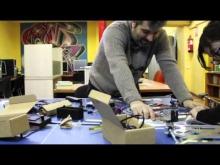 Embedded thumbnail for El Teb munta la seva impressora 3D en només un minut!