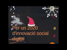 Embedded thumbnail for La Xarxa Punt TIC us desitja un bon any 2020!
