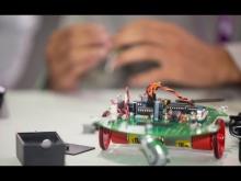 """Embedded thumbnail for Crònica de la trobada """"Créixer amb Codi i Robots"""""""