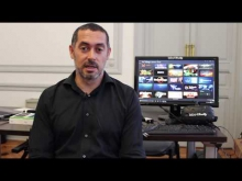 """Embedded thumbnail for Isidro Navarro: """"Hem d'educar als professors en l'ús de les TIC com a mitjà"""""""