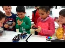Embedded thumbnail for Robòtica Educativa a l'Òmnia Campclar de Tarragona