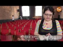 """Embedded thumbnail for Marisol López: """"Hem de ser més humanistes perquè l'especialització s'acabarà"""""""