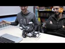 Embedded thumbnail for Reviu la trobada de Robòtica Creativa en vídeo!