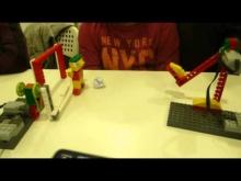 Embedded thumbnail for Futbol amb robots a l'Espai Tecnològic del Raval