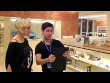 Embedded thumbnail for Coneixes el servei de suport TIC de les Biblioteques de Barcelona?