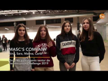 Embedded thumbnail for La Technovation Girls 2020 vol canviar el món amb la tecnologia