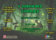 I Jornades Zombies de la Xaxa Òmnia