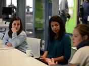 Reunió amb persones emprenedores