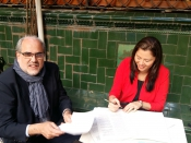 Signatura de l`acord