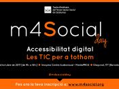 m4Social day 2017 - Les TIC per a tothom