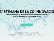 3a Setmana de la co-innovació