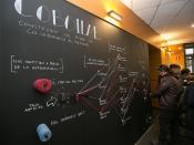 Fotografia de l`acte de presentació de CoBoiLAB