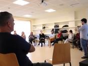 Formació sobre cultura `maker` a la trobada territorial del Baix Llobregat