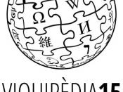 15 anys de la Viquipèdia en català