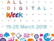 Del 19 al 25 de març tindrà lloc l`All Digital Week 2018
