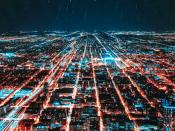 Imatge per il·lustrar l`informe `El sector `smart cities` a Catalunya`