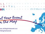 Crida per organitzar activitats en el marc de l`ALL DIGITAL Week 2019