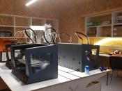 Ateneu de Fabricació digital de Gràcia (Barcelona)