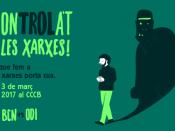 Jornades Internacionals #BCNvsOdi: Controla`t a les xarxes!