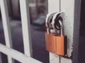 """Imatge per difondre l`informe sobre tendències de ciberseguretat T1 2019 """"El mercadeig amb dades personals"""""""