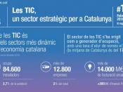 Les TIC a Catalunya