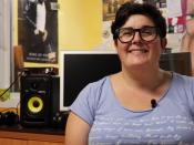 Entrevista Alba Rojas - Ateneu Cooperatiu Catalunya Central