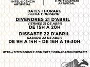 Jornada Figueres 2017: Programació, robòtica educativa i impressió 3D