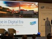 Conferència Europa a l`era digital