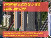 Cursos de Moodle i Eines 2.0 de El Teb