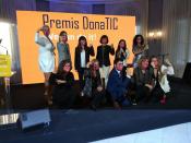 IV Premis DonaTIC