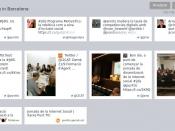 L`etiqueta #JdIS va ser tendència durant el 21 de setembre, Jornada de la Internet Social