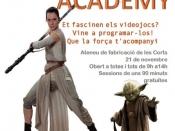 Taller d`iniciació a la programació: Jedi Academy