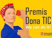 Premis Dona TIC 2019