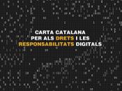 #èTIC2019:Carta catalana per als drets i les responsabilitats digitals