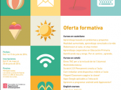 Escola Virtual d'estiu Espiral 2016