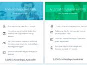 S`ofereixen 10.000 beques per aprendre a programar amb Android