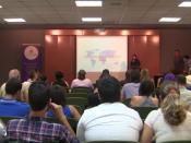 Presentació projectes de Garantía Juvenil