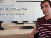 Gerard Vilanova, responsable de TIC Activa