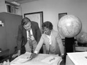 Gladys West i Sam Smith