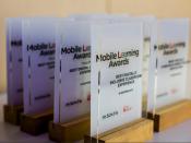 Guardons dels mSchools Mobile Learning Awards