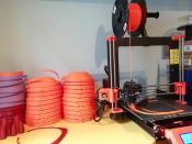 Viseres de protecció fetes amb impressió 3D