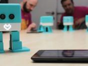 Robòtica educativa a Fundación Esplai