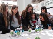 Campanya de sensibilització Dones TIC per l`11 de febrer