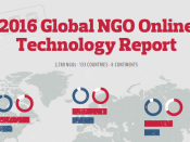 Com i per a què fan servir les tecnologies les ONG?